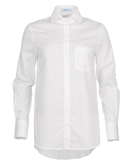 boyfriend blouse wit