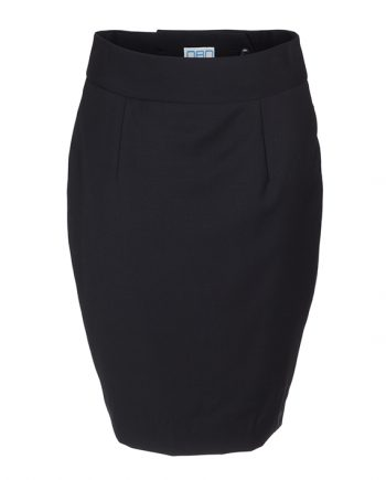 donkerblauw dames rok