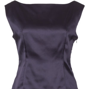 top boothals donkerblauw sofia