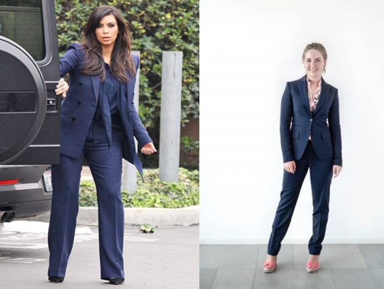 suit up blauw pak