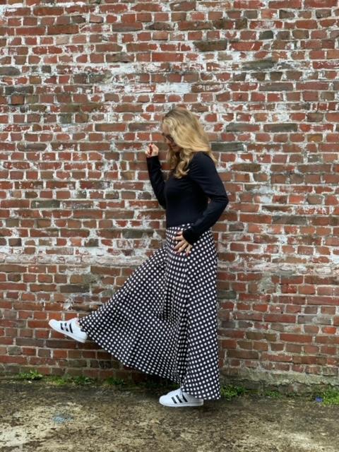 nan maxi skirt
